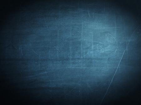 Photo pour detail of old real slate blackboard background - image libre de droit