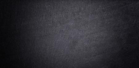 Foto de detail of real black slate - Imagen libre de derechos