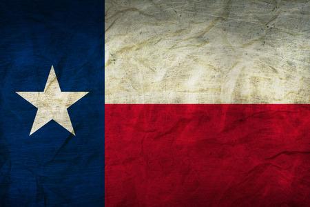 Foto de Flag on Paper Texture - Imagen libre de derechos