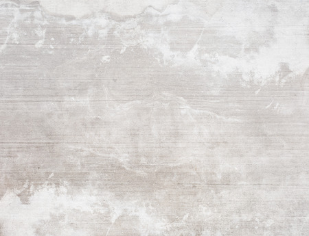 Photo for Concrete white wall texture background, stained and marbled - Royalty Free Image