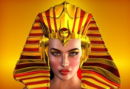 Photo pour The Face Of Egypt - image libre de droit