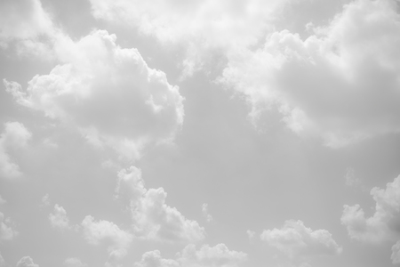 Photo pour black and white clouds and sky - image libre de droit
