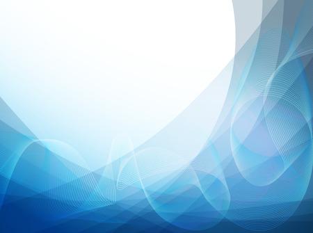 Foto de Abstract wave background - Imagen libre de derechos
