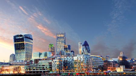 Foto de London skyline - Imagen libre de derechos