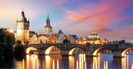 Photo for Prague - Charles bridge, Czech Republic - Royalty Free Image