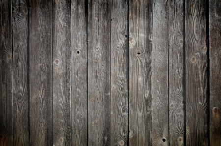 Photo for wood texture  background old panels, black and white tone - Royalty Free Image