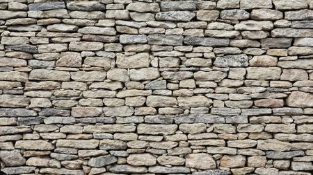 Foto de Old stone wall texture - Imagen libre de derechos