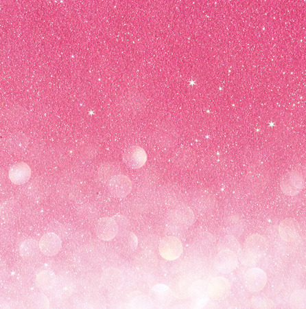 Photo for pink defocused lights background  abstract bokeh lights    - Royalty Free Image