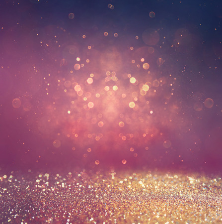 Foto per abstract blurred photo of bokeh light burst and textures. multicolored light. - Immagine Royalty Free