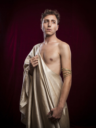 Photo for portrait of ancient roman man - Royalty Free Image