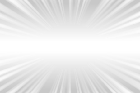 Illustration pour Cartoon representation, background wallpaper, concentration lines, effect lines, lines drawn, radial, sense of speed, surp Rise, free material, message space, - image libre de droit