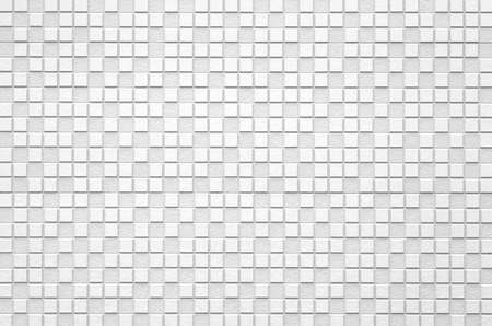 Photo for White modern tile wall background and texture - Royalty Free Image