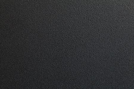 Photo pour Black plastic material seamless background and texture - image libre de droit
