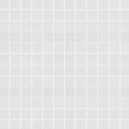 White glass block wall texture and background