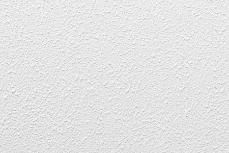 Photo for White cement wall texture and background seamless - Royalty Free Image