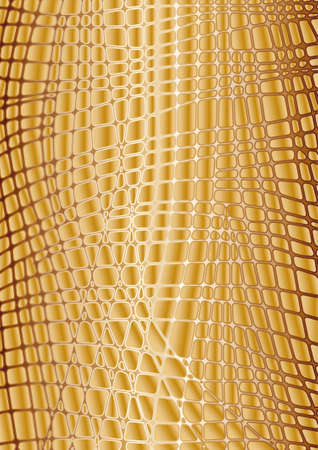 vector texture gold reptile skin editable and scalable