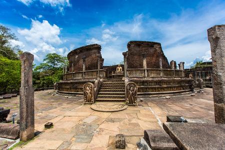 Foto de Dambulla, Sri Lanka antique cityscape - Imagen libre de derechos