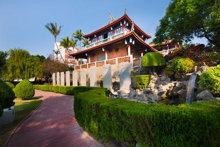 Photo pour Pingan castle,Tainan,Taiwan - image libre de droit