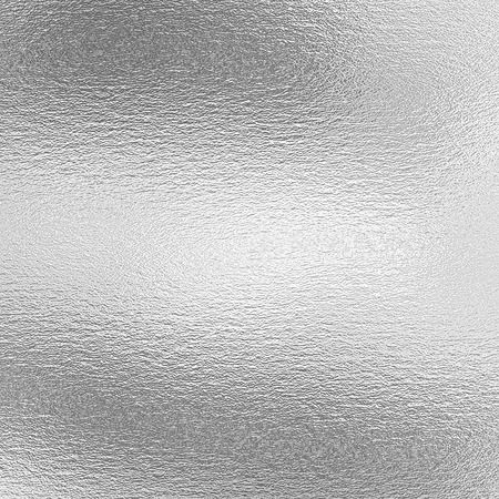 Foto de Silver foil texture, gray metallic background for artwork - Imagen libre de derechos