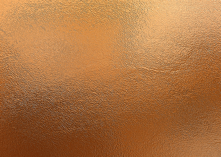Photo for Bronze background. Metal foil decorative texture - Royalty Free Image
