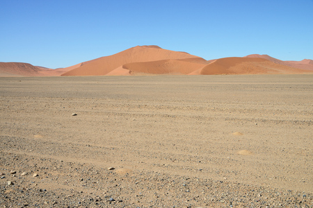Photo for Sossusvlei, Namib, Namibia - Royalty Free Image