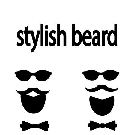 Foto de stylish beard types of beards beard well groomed - Imagen libre de derechos