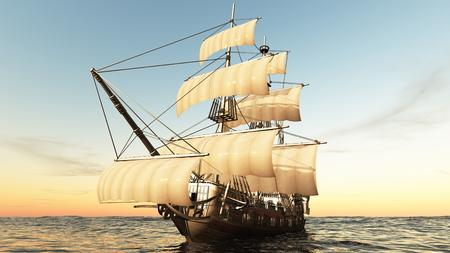 Foto de sailing boat - Imagen libre de derechos