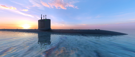 Foto per submarine - Immagine Royalty Free