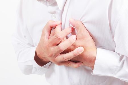 Foto de heart attack - Imagen libre de derechos