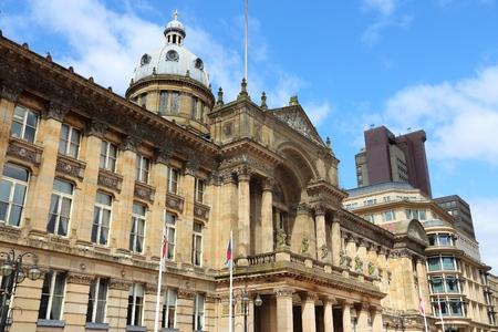 Photo pour Birmingham - Museum and Art Gallery. West Midlands, England. - image libre de droit