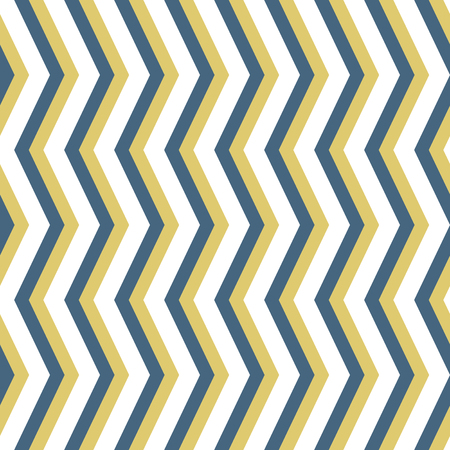 Illustration for Seamless background for your designs. Modern vector ornament. Geometric abstract pattern - Royalty Free Image