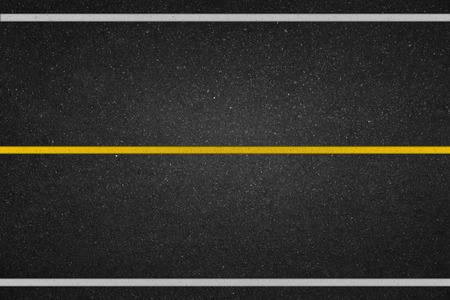 Foto de lines on the road - Imagen libre de derechos