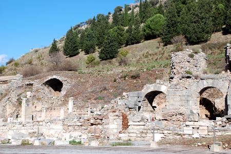 Ephesus, Izmir, Turkey, Middle East