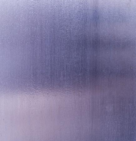 Foto de steel metal texture with reflection. backgrkound, grunge. - Imagen libre de derechos