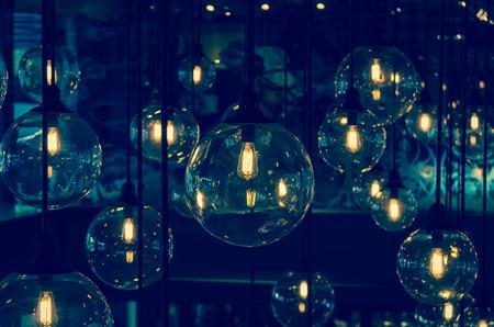 Photo pour Luxury lighting decoration - image libre de droit