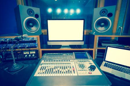 Photo for music studio - Royalty Free Image