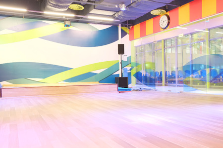 Photo for The interior of the dance studio - Royalty Free Image