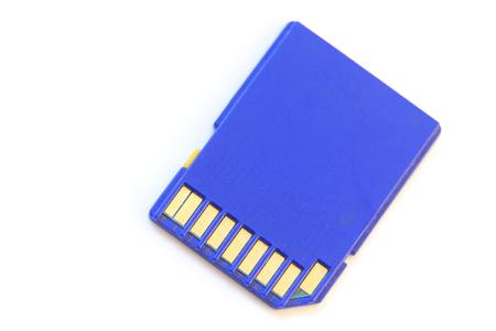 Foto de image of Storage card - Imagen libre de derechos