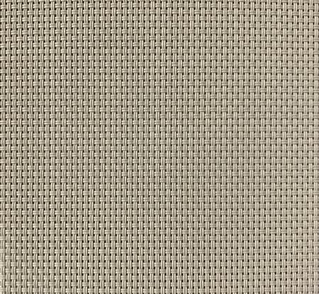 Foto de Brown woven PVC fabric texture pattern - Imagen libre de derechos