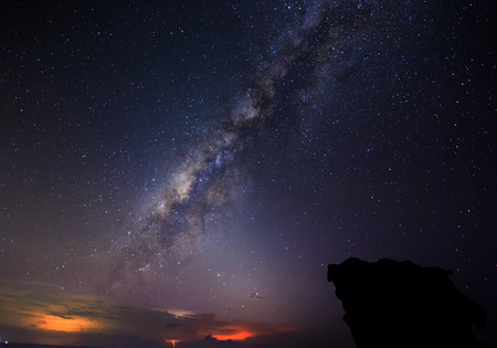 Photo for milky way - Royalty Free Image
