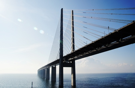 the bridge between sweden and denmark