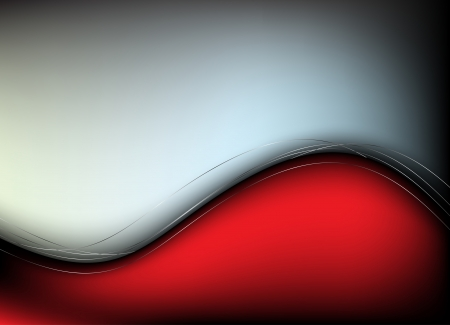 Illustration for Abstract red background  Clip-art - Royalty Free Image