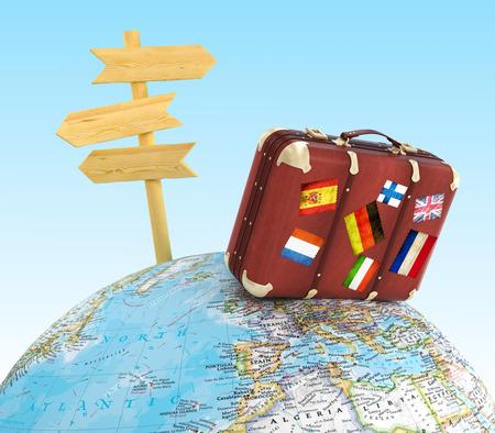 Foto de travel concept  - Imagen libre de derechos