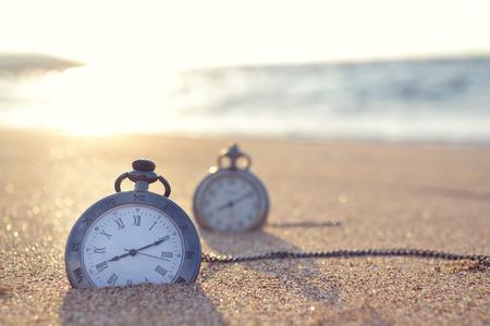 Photo pour time clock - image libre de droit