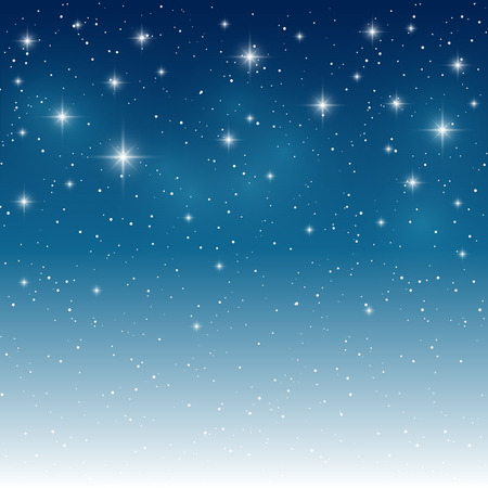 Illustration for Starry light background for Your design - Royalty Free Image