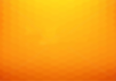 Foto de Abstract orange bokeh and blur nature background. - Imagen libre de derechos