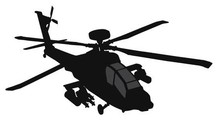 Illustration pour Helicopter - image libre de droit