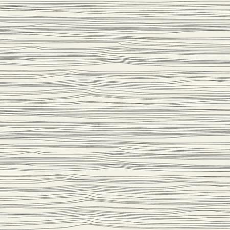 Illustration pour A Seamless texture with horizontal waves. Vector illustration. - image libre de droit
