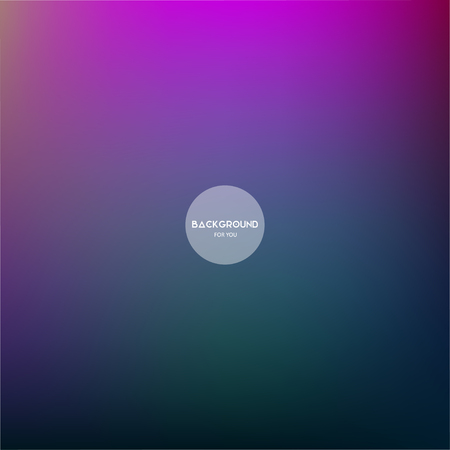 Ilustración de Blurred gradient style background. Abstract smooth colorful illustration - Imagen libre de derechos