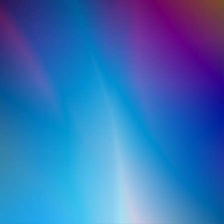 Illustration for Gradient blue with purple shiny blurry vector illustration - Royalty Free Image